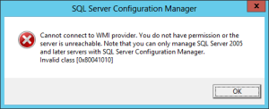 7522_SQL_Server_Configuration_Manager_Invalid_Class_0x80041010